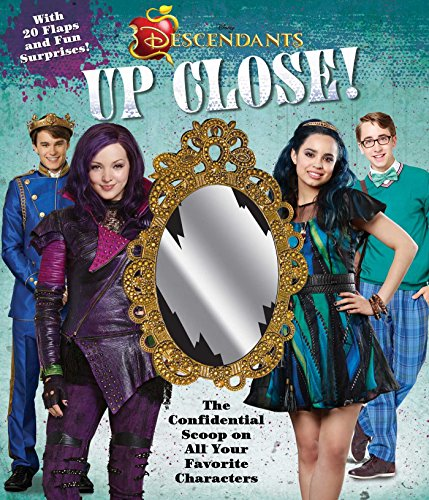 9780794437503: Disney Descendants: Up Close!