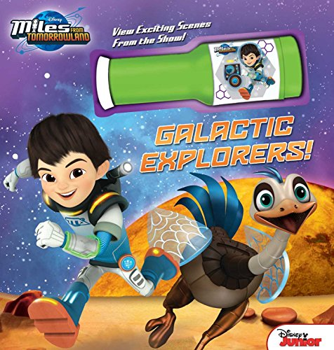 9780794437909: Disney Miles from Tomorrowland: Galactic Explorers!