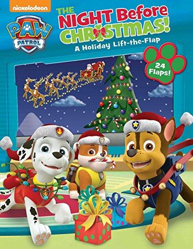9780794438005: Paw Patrol The Night Before Christmas