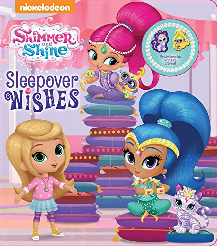 9780794438272: Shimmer and Shine: Sleepover Wishes