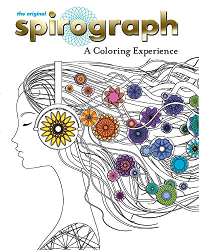 9780794439392: The Original Spirograph: A Coloring Experience