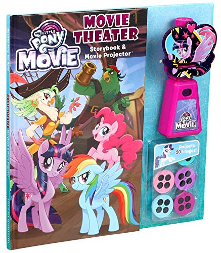 My Little Pony: The Movie: Movie Theater Storybook and Movie Projector