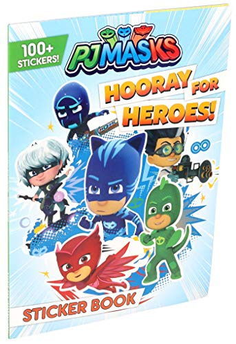 9780794444853: PJ Masks: Hooray for Heroes!