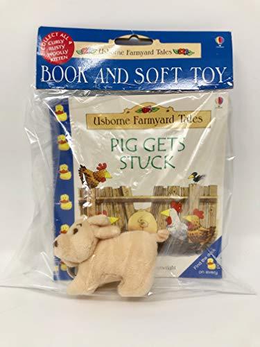 9780794500634: Pig Gets Stuck (Mini Farmyard Tales Key Ring)
