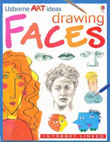 9780794500979: Drawing Faces: Internet-linked (Usborne Art Ideas)