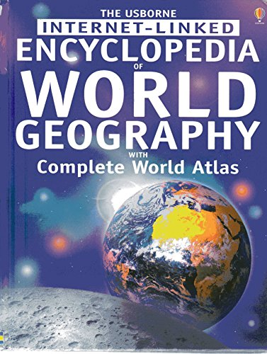 9780794501082: Encyclopedia of World Geography: With Complete World Atlas (Geography Encyclopedias)