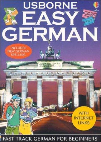 9780794501310: Easy German (Usborne Internet-Linked Easy Languages) (English and German Edition)