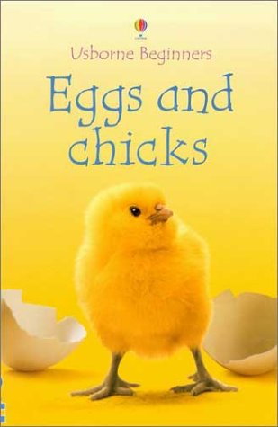 9780794501662: Eggs and Chicks (Usborne Beginners)