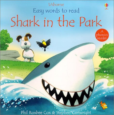 9780794501716: Shark in the Park (Easy Words to Read)