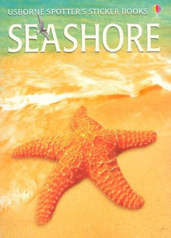 9780794501853: Seashore (Usborne Spotter's Sticker Books)