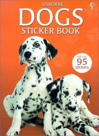 9780794502126: Usborne Dogs Sticker Book (Spotter's Guides Sticker Books)