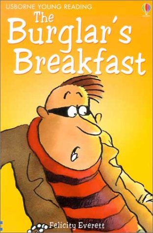 9780794502218: The Burglar's Breakfast (Young Reading 1)