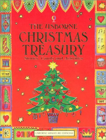 9780794502249: The Usborne Christmas Treasury (Usborne Miniature Editions)