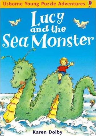 9780794502300: Lucy and the Sea Monster (Usborne Young Puzzle Adventures)