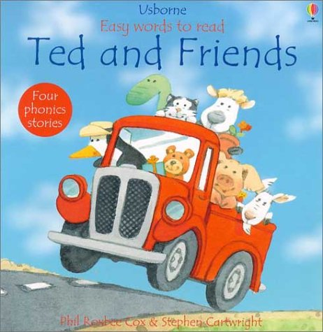 9780794502454: Ted and Friends (Usborne Easy Words to Read)