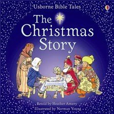 9780794502492: The Christmas Story: Usborne Bible Tales (Bible Tales Readers)
