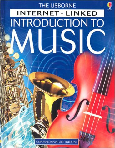 9780794502768: Introduction to Music (Usborne Internet-Linked Introduction To...)