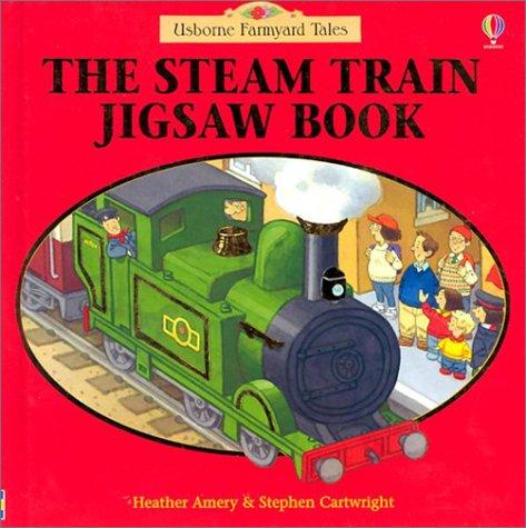 9780794502966: The Steam Train Jigsaw Book (Jigsaw Books)