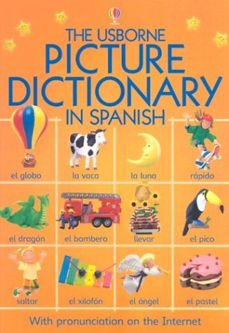 9780794503079: The Usborne Picture Dictionary In Spanish