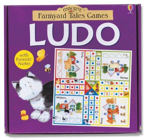 Ludo (Farmyard Tales Games): Stephen Cartwright (Illustrator)