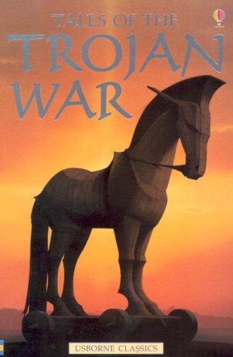 9780794503239: Tales of the Trojan War (Usborne Classics)