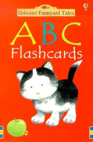 9780794503246: ABC Flashcards (Usborne Farmyard Tales)