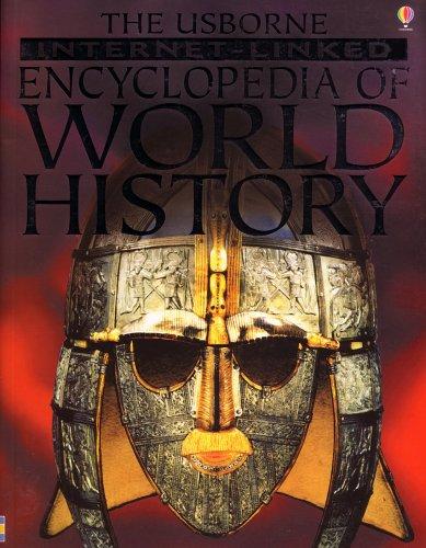 9780794503321: The Usborne Internet-Linked Encyclopedia of World History