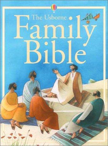 9780794503338: Family Bible (Usborne Family Bible)