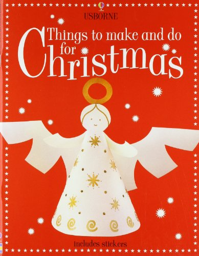 9780794503383: Things to Make and Do for Christmas (Usborne Activities)