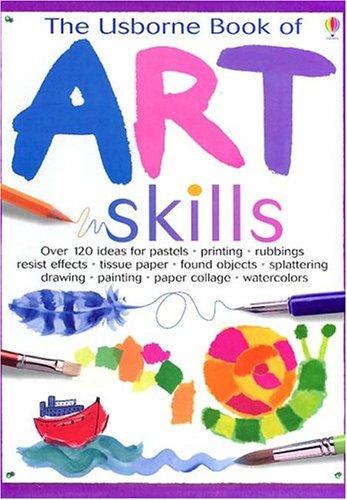 9780794503512: Art Skills (Usborne Art Ideas)