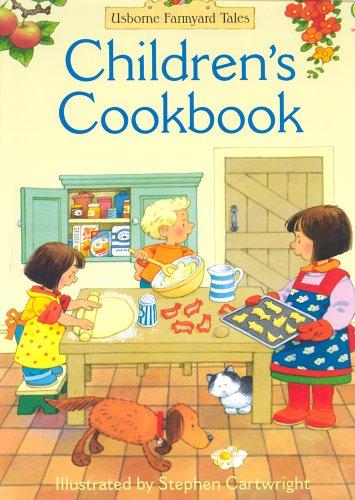 9780794503611: Farmyard Tales Children's Cookbook (Usborne Farmyard Tales)