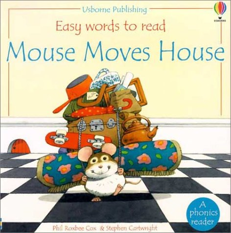 9780794503673: Mouse Moves House (Usborne Easy Words to Read)