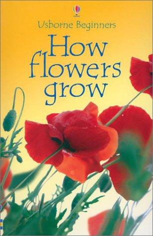 9780794503826: How Flowers Grow (Usborne Beginners)