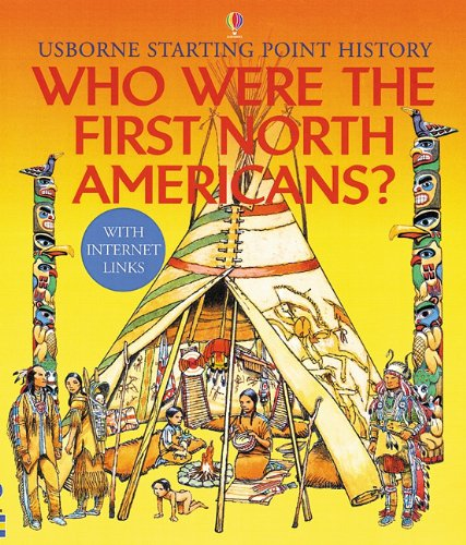 9780794503970: Who Were the First North Americans? (Starting Point History)