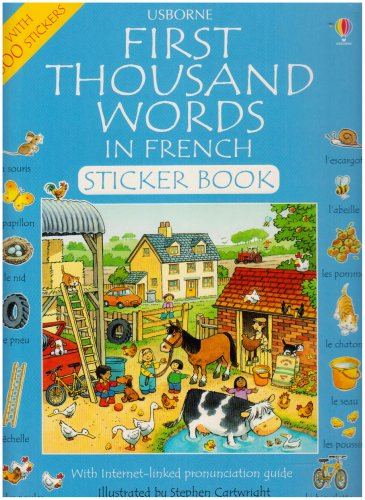 9780794504250: First Thousand Words in French (French Edition)