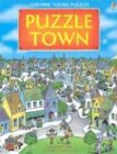 9780794504380: Puzzle Town (Young Puzzles)