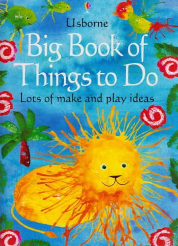 9780794504427: Big Book of Things to Do Combined Volume (What Shall I Do Today)
