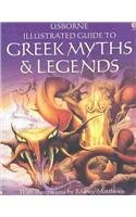 Greek Myths & Legends (Myths and Legends) (0794504558) by Cheryl Evans; Anne Millard