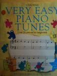 9780794504588: Very Easy Piano Tunes Internet Referenced