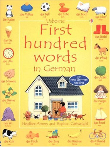 9780794504830: First Hundred Words German (German Edition)