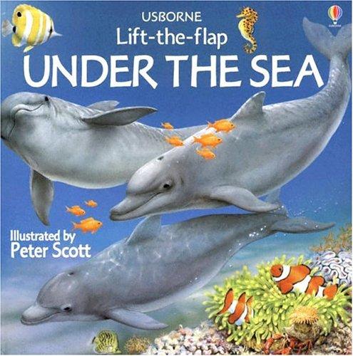 Under the Sea (Usborne Lift-the-Flap): Smith, Alastair; Tatchell,