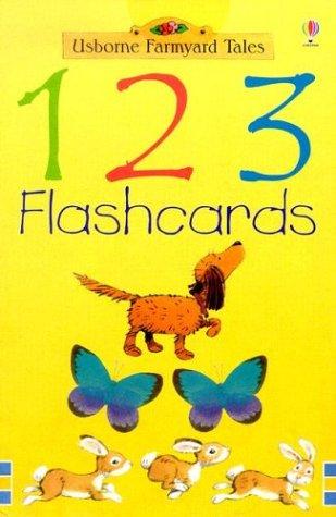9780794505264: 1 2 3 Flashcards (Usborne Farmyard Tales (Games))