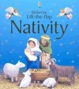 9780794505295: Usborne Lift-the-Flap Nativity
