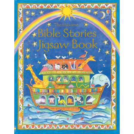 9780794505585: Bible Stories Jigsaw Book (Jigsaw Books)