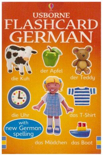 9780794505639: German (Flashcards)