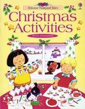 Christmas Activities (Activity Books): Anna Milbourne