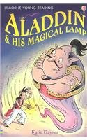 9780794505820: Aladdin & His Magical Lamp (Usborne Young Reading. Ser. 1)