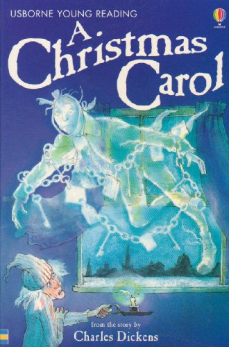 a christmas carol usborne young reading charles dickens illustrator alan marks