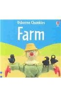 Farm (Chunky Board Books): Jo Litchfield; Illustrator-Francesca
