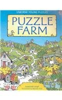 9780794506254: Puzzle Farm (Young Puzzles)